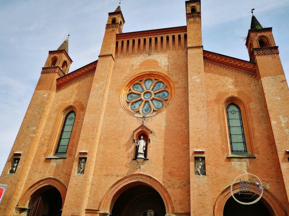 Langhe itinerari Alba Duomo