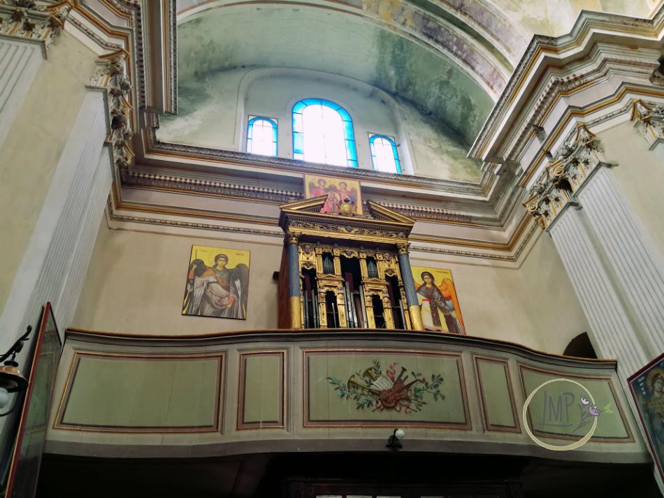 Neive Arciconfraternita San Michele organo