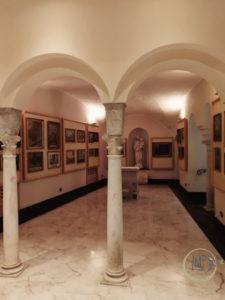 Santuario 3 fontane museo veduta