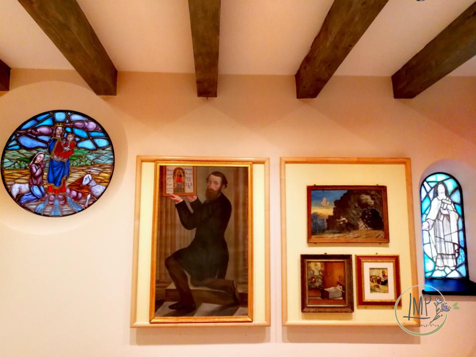 Santuario 3fontane museo ex voto