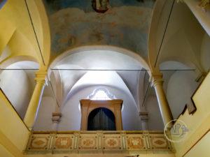 Santuario 3fontane organo