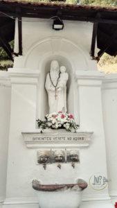 Santuario delle Tre Fontane Acqua dettaglio3