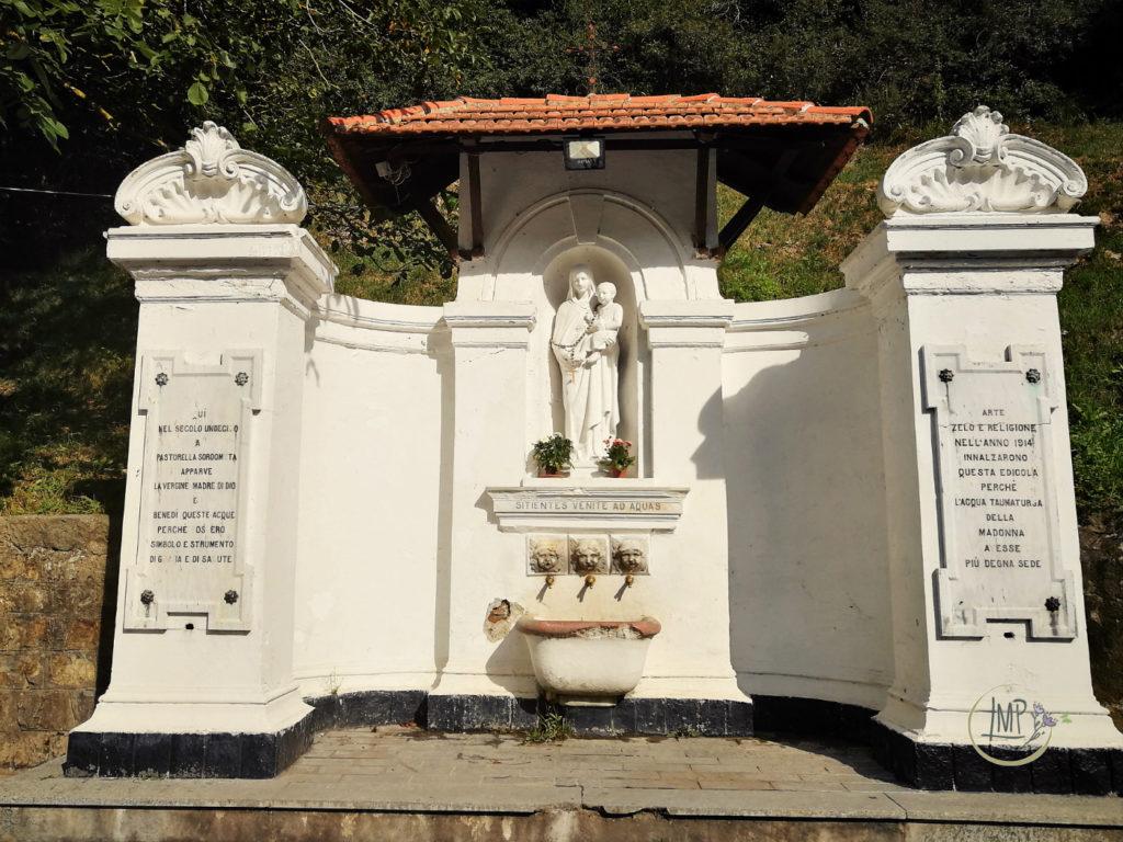 Santuario delle Tre Fontane Acqua fontane