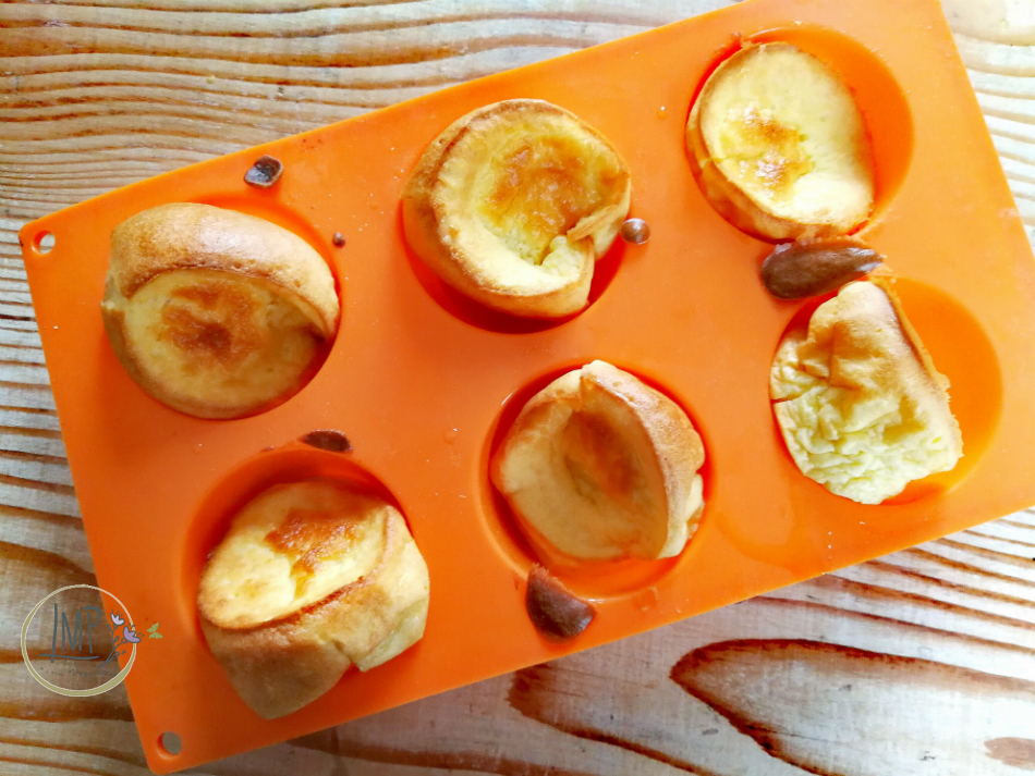 Yorkshire pudding sfornati