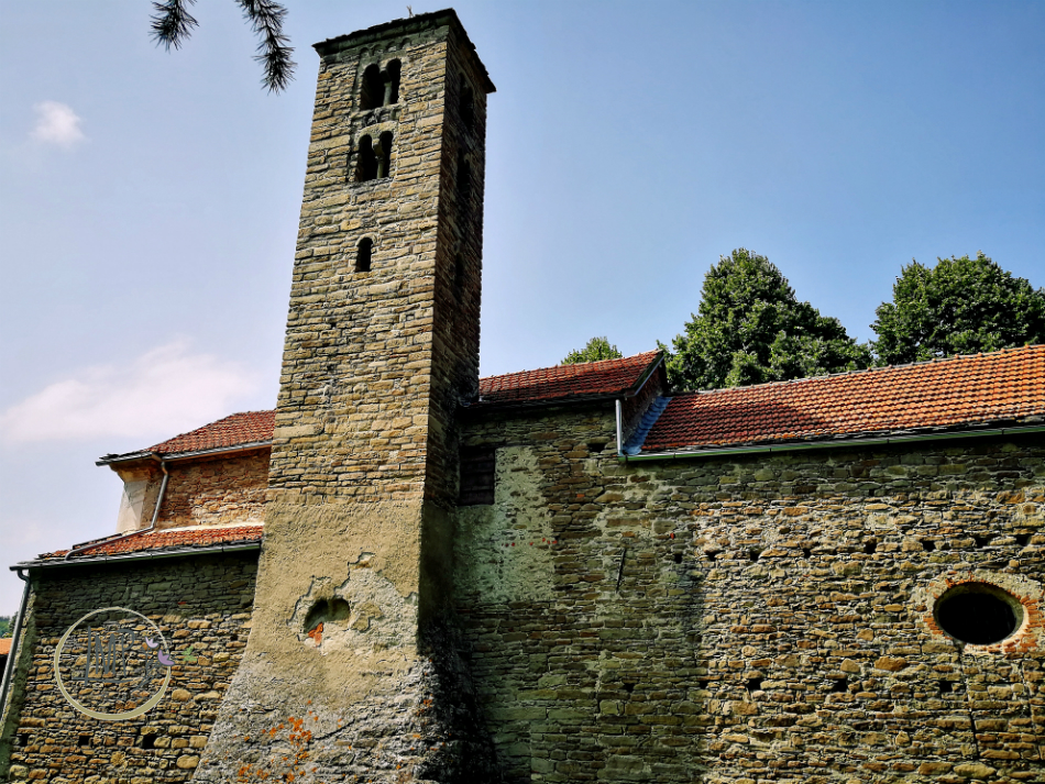 Campanile chiesa San Martino di Lignera
