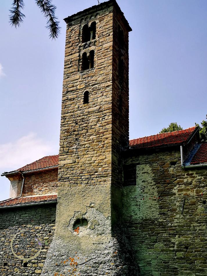 Campanile chiesa San Martino