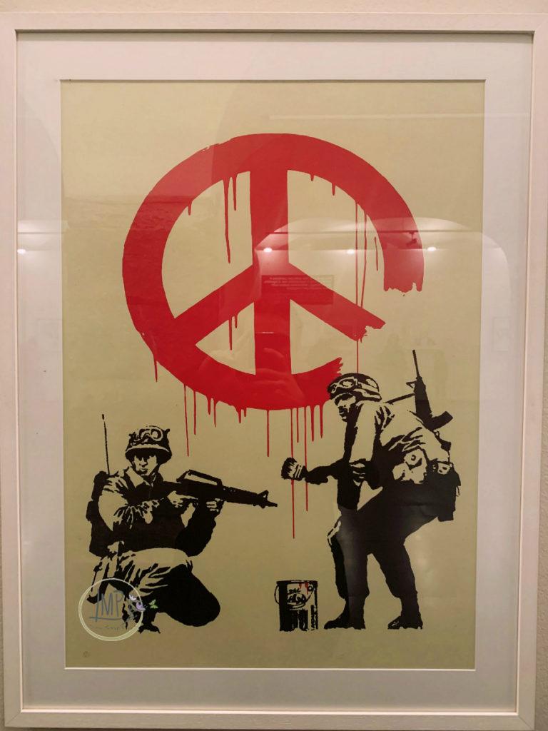 Banksy a Genova, CND Soldiers