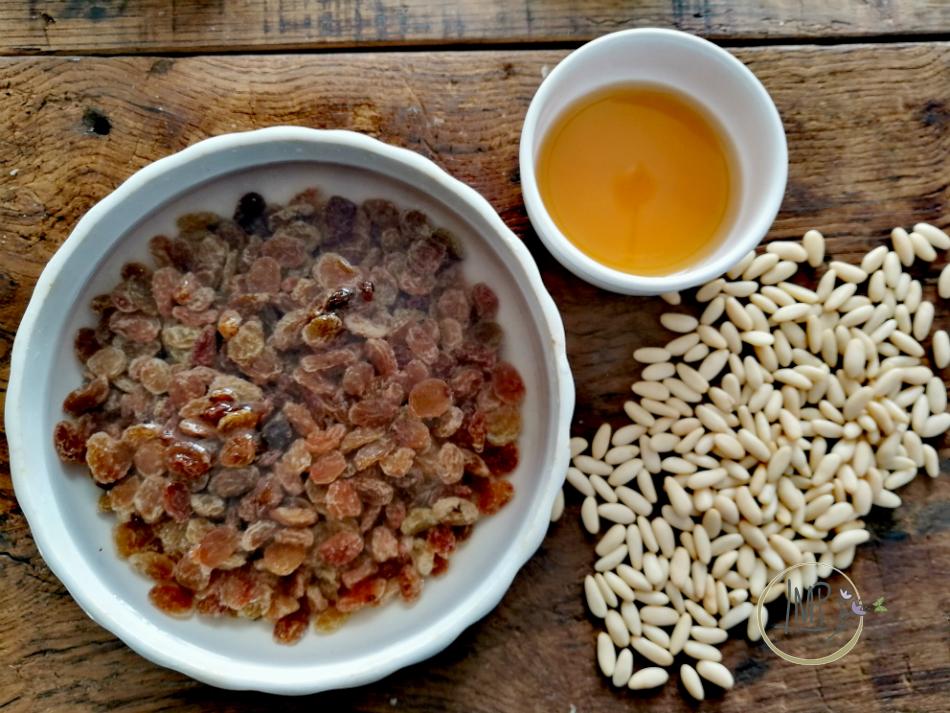 Ingredienti pandolce basso