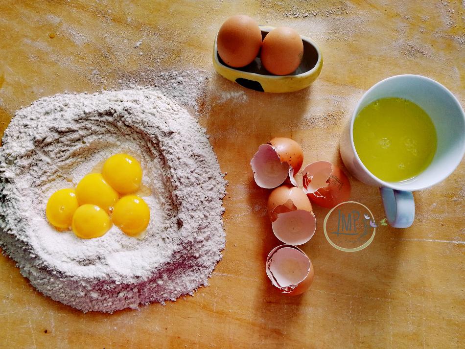 Ingredienti pasta fresca