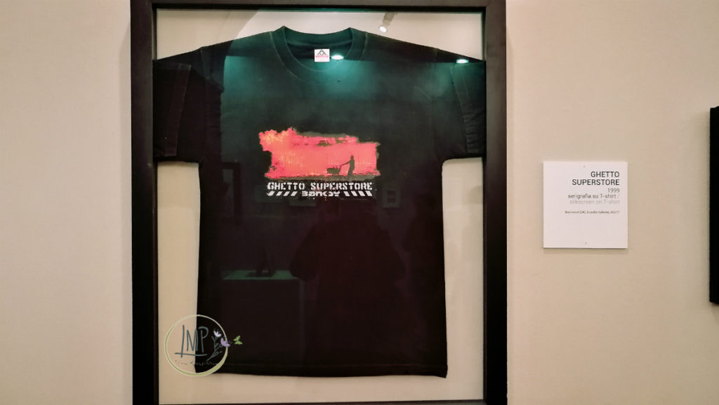 Tshirt Banksy