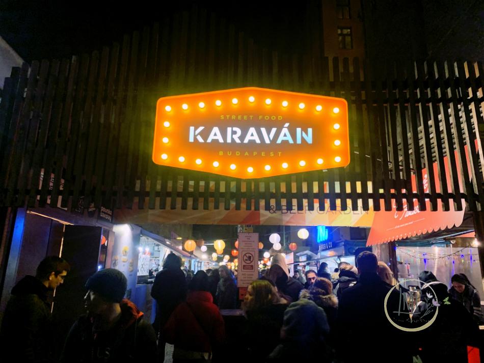 Budapest Karavan