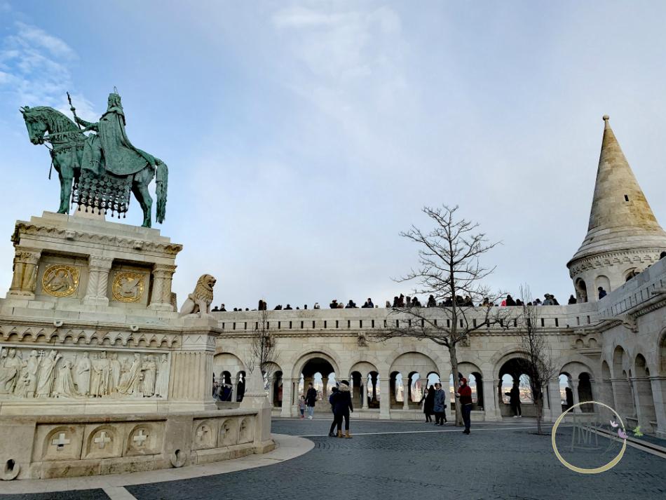 Budapest in 3 giorni Bastione dei Pescatori