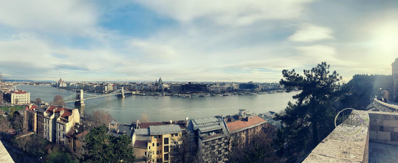 Budapest in 3 giorni Danubio