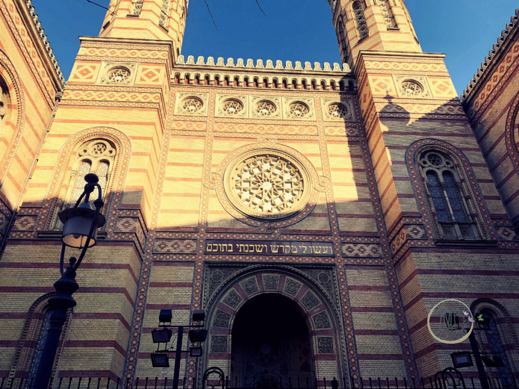 Budapest in 3 giorni La Grande sinagoga Nagy zsinagóga