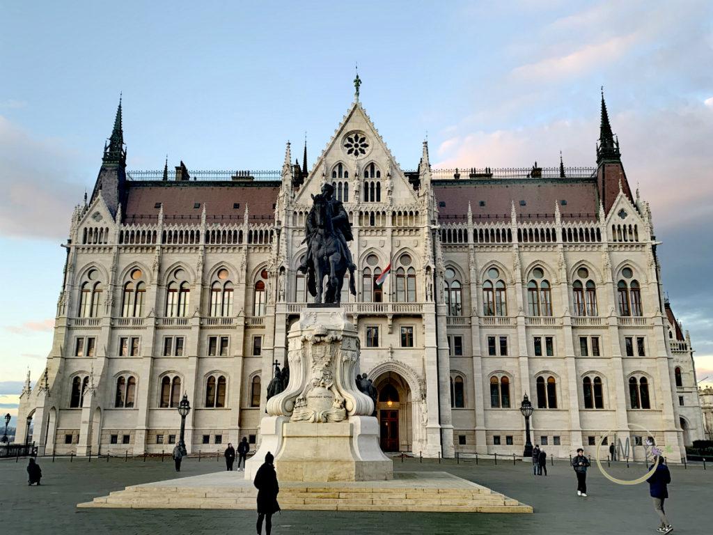 Budapest in 3 giorni Parlamento Országház
