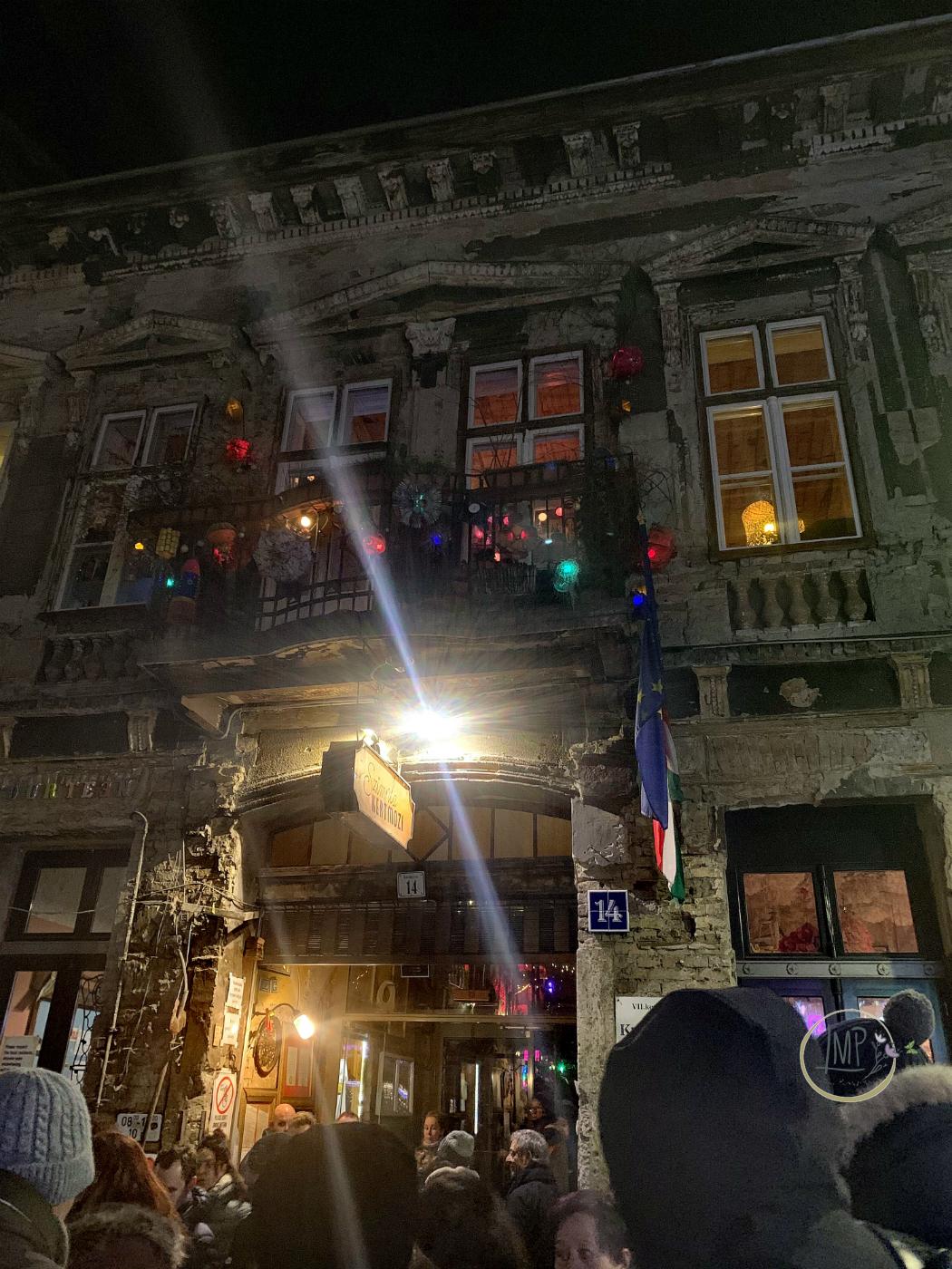 Budapest in 3 giorni Ruin Pub