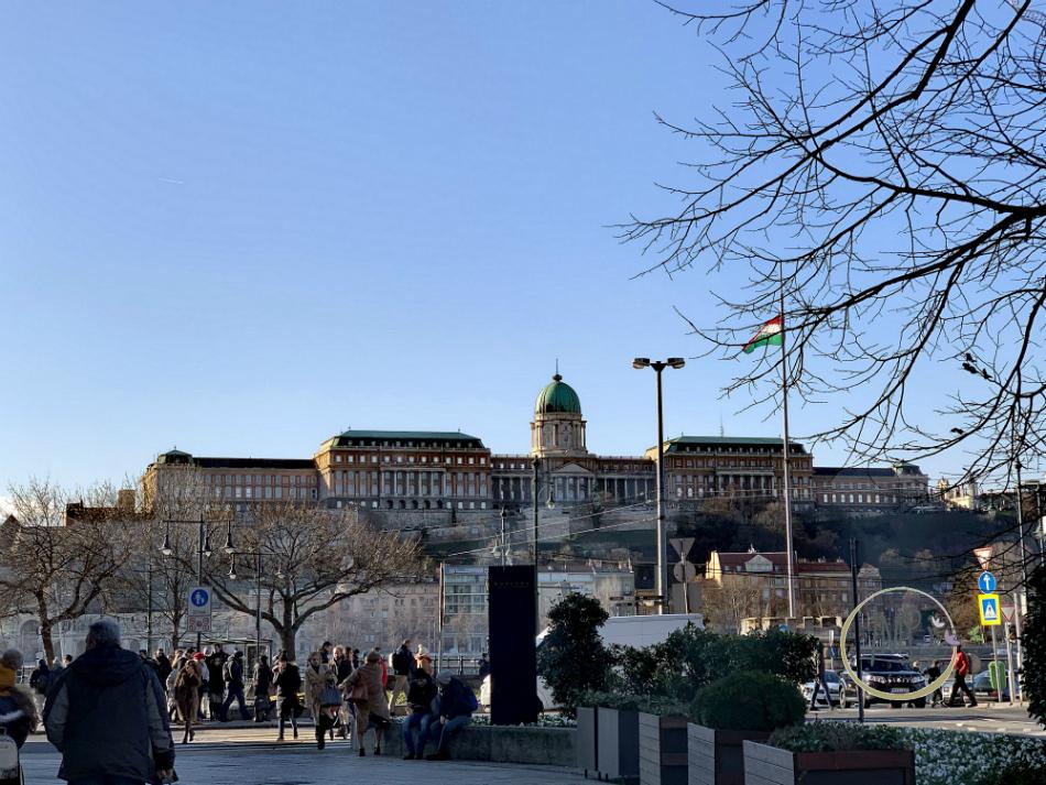 Castello o Palazzo Reale da Pest