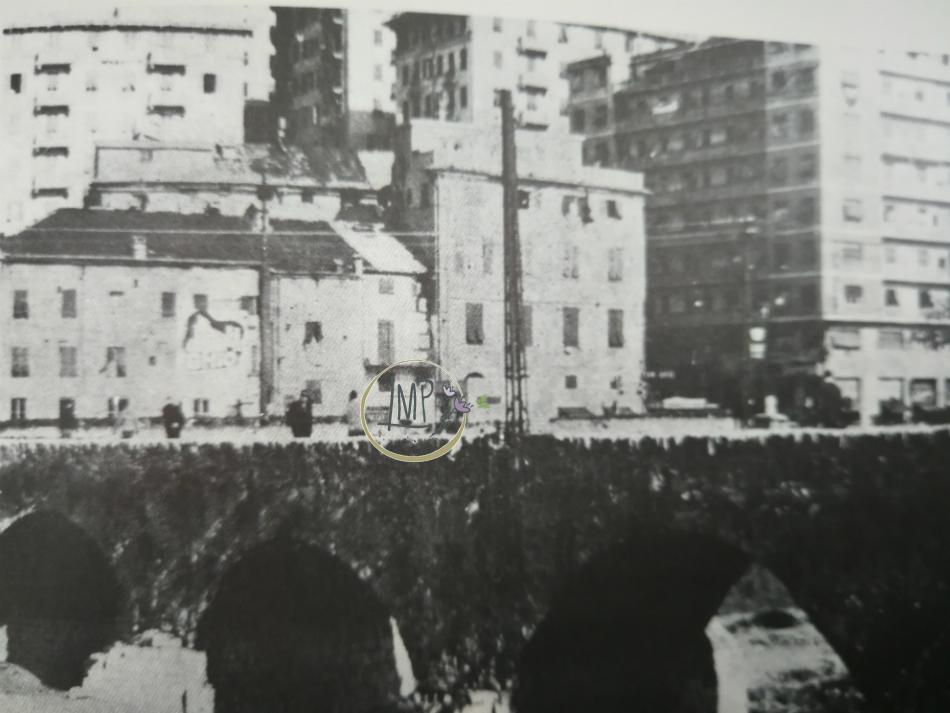 Genova, Ponte di Sant'Agata