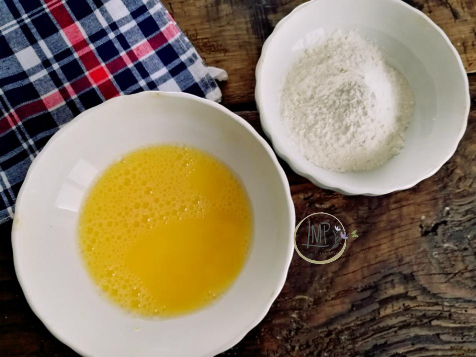 Ingredienti pastella frisceu
