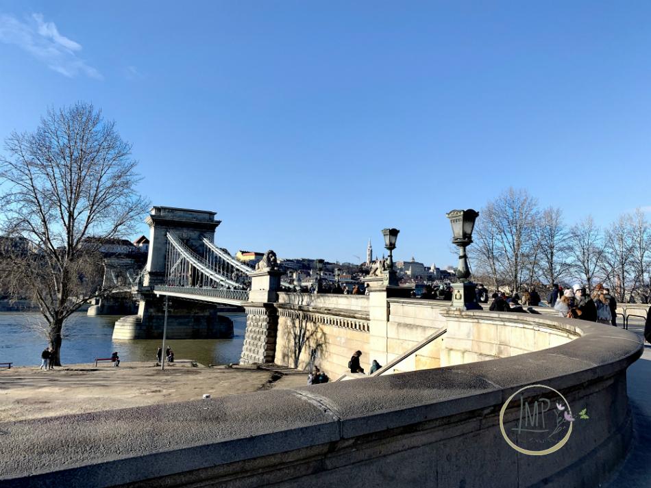 Ponte delle Catene Széchenyi Lánchíd
