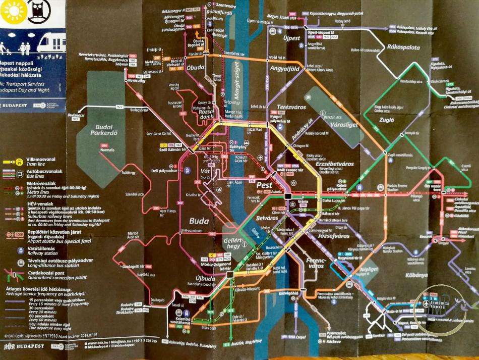 Trasporti 1 mappa