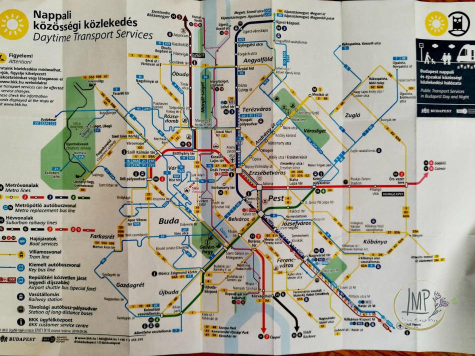 Trasporti 2 mappa