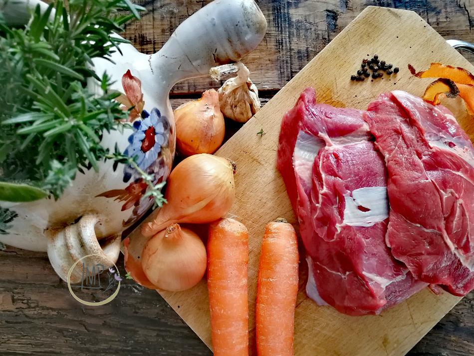 ngredienti daube manzo alla provenzale
