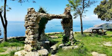 Monte Santa Croce anello belvedere