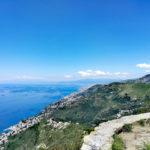 Monte Santa Croce anello vista