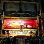 Pieve Alta chiesa San Michele Arcangelo San Rodano