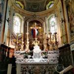 Pieve Alta chiesa San Michele Arcangelo interno