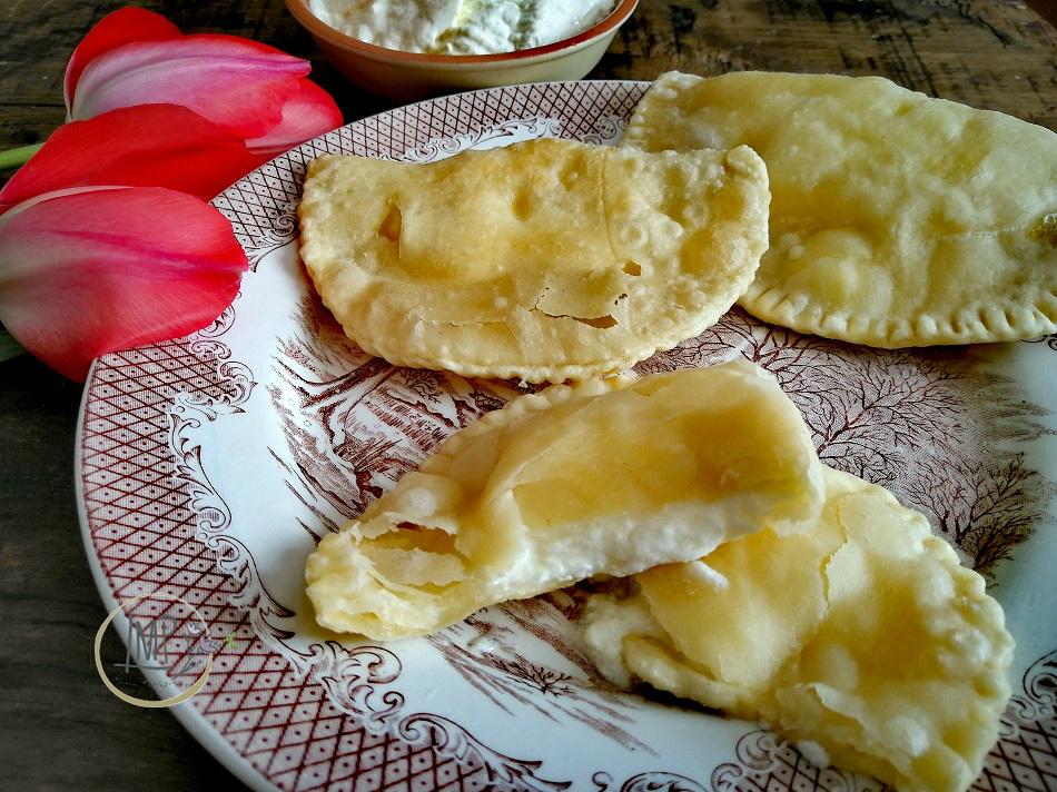 Focaccette al formaggio