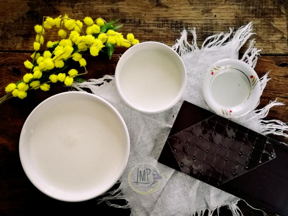 Ingredienti namelaka al cioccolato