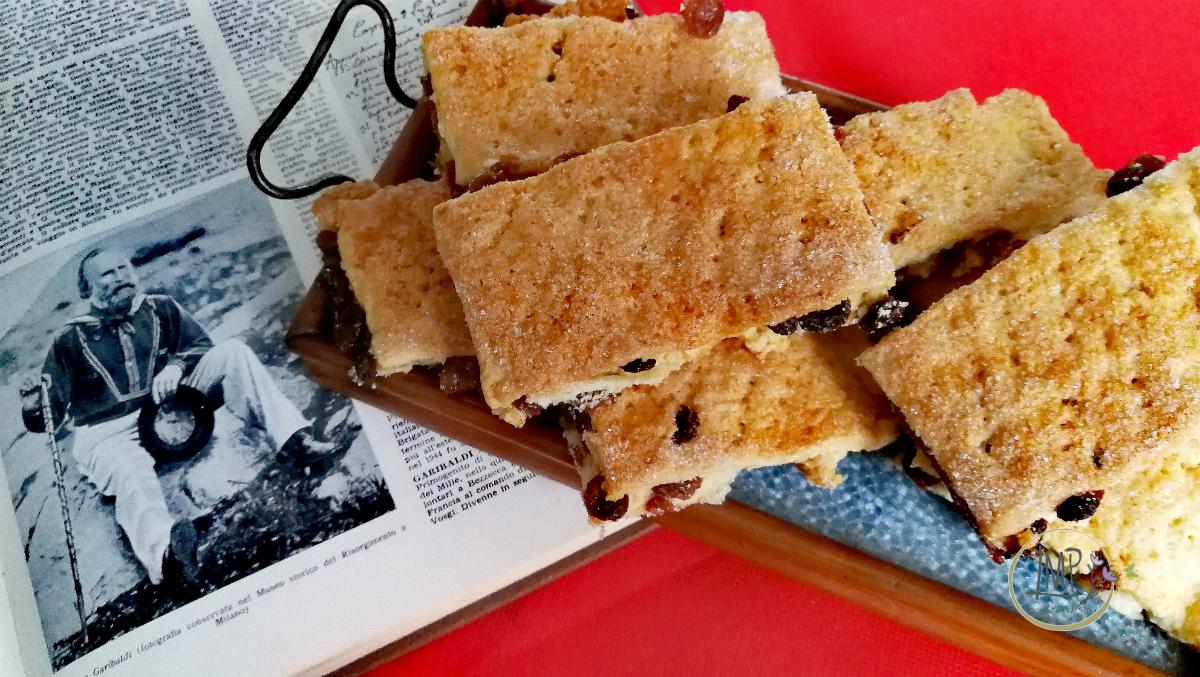 Biscotti Garibaldi e immagine