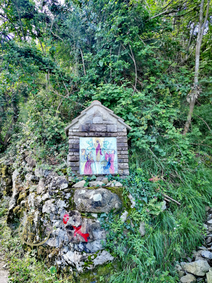 Piastrelle votive Parco Portofino 12