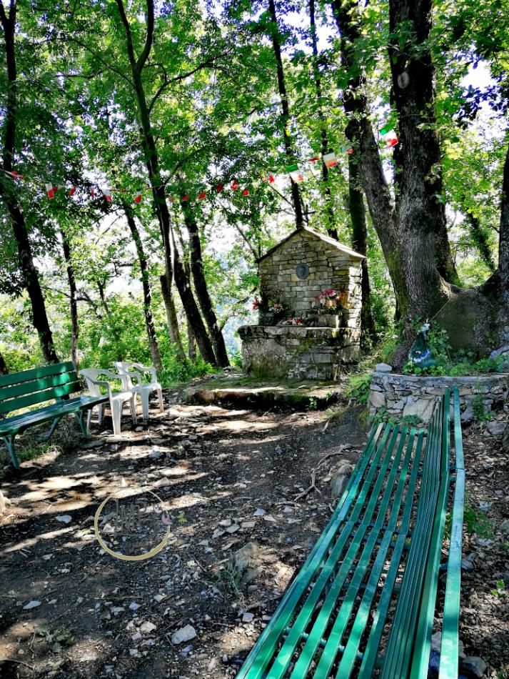 Piastrelle votive Parco Portofino 14