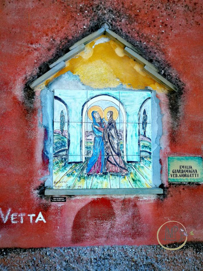 Piastrelle votive Parco Portofino 6
