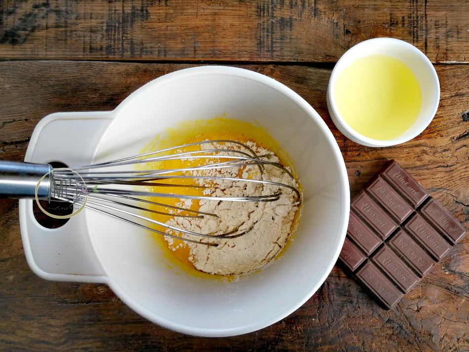 Crema al cioccolato 1