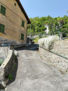 Sentiero dei narcisi partenza da Fontanarossa