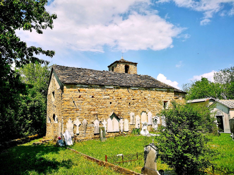 Chiesa di Santo Stefano, Fontanarossa